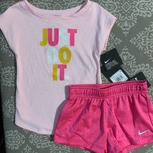 NWT Nike Just Do It Outfit, Size 24 months